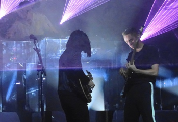 The xx (fot. A. Degórska)